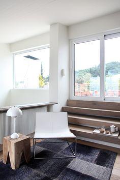 esé studio (sotos mallas and aaron ritenour) / penthouse lycabettus, greece