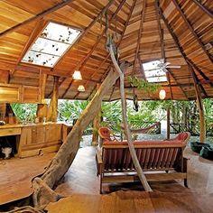 tree house ~ Costa Rica