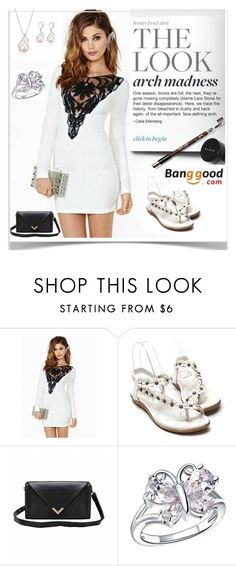 """10#Banggood"" by kiveric-damira ❤ liked on Polyvore"