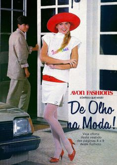 Xuxa Mania: Xuxa -  catalango Avon - 1985