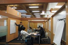 learning commons study room