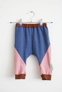 geometric chill pants aw1403 | fashion | SLOPPOP YEAH { kidswear, home and gifts}