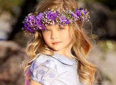 Duda Bundchen Giseles niece modeling must run in the family Beautiful Children, Beautiful Babies, Foto Face, Girl Hairstyles, Wedding Hairstyles, Old Celebrities, Blonde Hair Girl, Girls With Flowers, Flower Girls