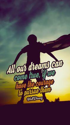 ↑↑TAP AND GET THE FREE APP! Art Creative Quotes Walt Disney Dreams Cartoons HD iPhone 6 Plus Wallpaper