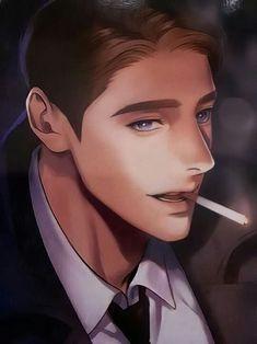 Manga Anime, Anime Fnaf, Manhwa Manga, Haikyuu Anime, Handsome Anime Guys, Cute Anime Guys, Cute Anime Couples, Sailor Moon Funny, Bl Webtoon