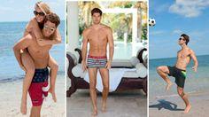 Lässige Herrenmode von Jockey Trends, Swimwear, Fashion, Main Colors, Men Fashion Casual, Bathing Suits, Moda, Swimsuits, Fasion