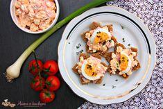 Cottage salát alá hermelínová pomazánka (od 1 roku) | Máma v kuchyni