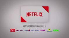 Netflix Card is your pay-as-you-go gateway to binge watching - AIVAnet Win Free Gifts, Free Gift Cards, Netflix Gift Card, Morrisons, Bank Card, About Uk, My Life, Coding, Day