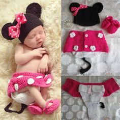 1-95 25 Breathtaking & Stunning Collection of Crochet Clothes for Newborn Babies