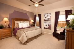 Master Bedroom - Just for the set up