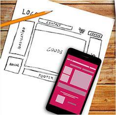 Custom Website Design   Digital Pixels: Custom Website Design