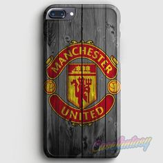 Manchester United Logo iPhone 7 Plus Case | casefantasy