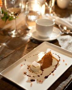 Sydney And Christina's Elegant New York Nuptials - The Dessert