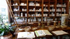 Out and About in Paris: The Herbalist's Shop