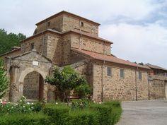 Monasterio premonstratense de Villoria de Órbigo . León . Spain.
