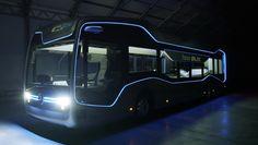 ❝ El autobús autónomo de Mercedes funciona en los Países Bajos [VÍDEO] ❞ ↪ Puedes verlo en: www.proZesa.com