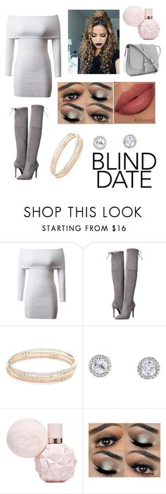 """""""Blind Date"""" by danidoreus ❤ liked on Polyvore featuring GUESS, Kate Spade and Gap"""