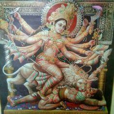 Kali Goddess, Indian Goddess, Hindu Deities, Hinduism, Durga Ji, Lord Shiva Painting, Ganesha Art, Divine Mother, Motorcycle Art