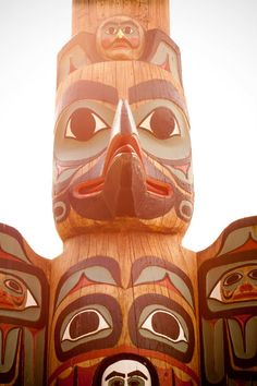 So I have this obsession with Native Alaskan art...