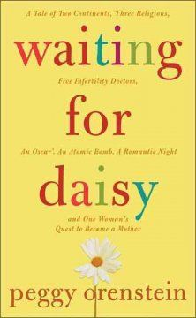 Waiting for Daisy--sounds interesting; want to read.
