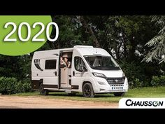Featuring even higher-quality insulation, CHAUSSON vans are adventurers dressed in city clothing. Camper Van, Campers, Insulation, Recreational Vehicles, Vans, Adventure, Komfort, Travel, City