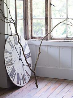 Oversized wall clock - 92cm diameter