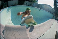 Jay Adams somewhere in the seventies, photographed by Glen E. Friedman