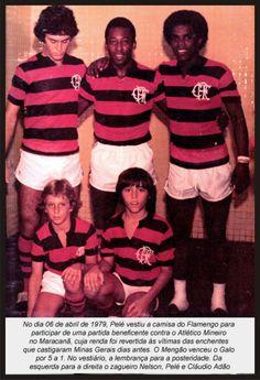 Pelé no Flamengo