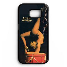 Arctic Monkeys Collage Lyric Cute Samsung Galaxy S6 Edge Plus Case