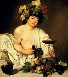 Caravaggio - Bacchus
