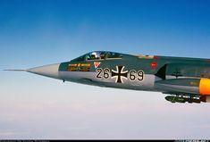 Germany - Navy Lockheed (MBB) F-104G Starfighter 2669 (cn 683-7415) Wing: MFG 2 / NAS Eggebek. Photo ship was TF-104G 28+10.