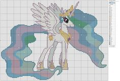 Princess Celestia by Makibird-Stitching.deviantart.com on @deviantART