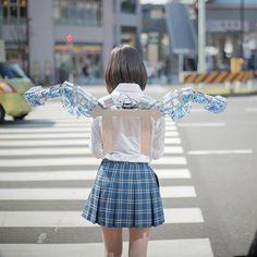 「ロボットを着る」とは?世界が注目する22歳が導く「ロボット×ファッション」の答え - Yahoo!ニュース