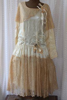 Étonnant des années 1920 Vintage robe de par oceannegypsyvintage, $540.00