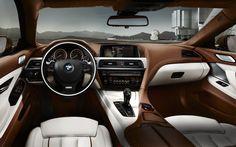 BMW 6 Series Gran Coupé: Interiors (bmw individual)