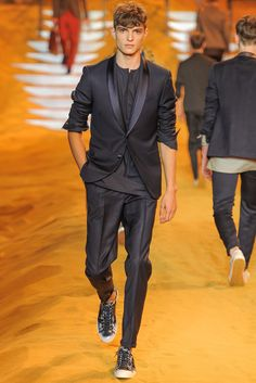 Fendi Spring 2014 Menswear - Collection - Gallery - Style.com