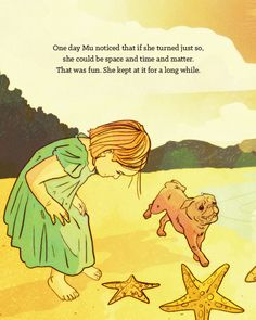 This children's book—The Story of Mu—is about your child's true nature.