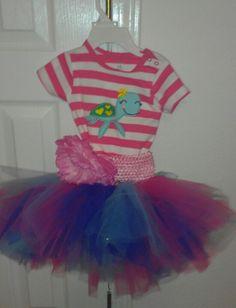DIY baby girl's Tutu