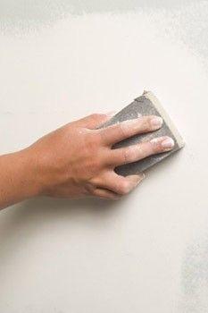 Drywall repair for perfect finish