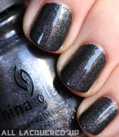 hunger games nail polish from China Glaze
