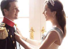 12th Wedding Anniversary of Prince Frederik and Princess Mary