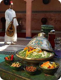 Moroccan Tagine. #tapasandtagines #morocco #travel