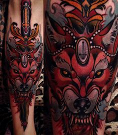 Tattoo done by Brando Chiesa