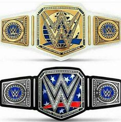 Re-imagined United-Continental Championship. Yessss I really want the intercontinental champion Don't really like the USA tittle