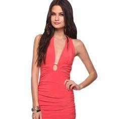 Vegas bachelorette dress