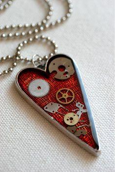 Orange Love by zzuzzi - O.O.A.K.....i love steampunk stuff