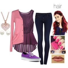 #CatSperation Cat Valentine Inspired