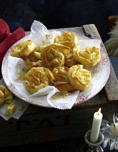 Unser beliebtes Rezept für Kartoffelstrudel-Schnecken und mehr als 55.000…