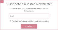 Apúntate a nuestro #newsletter y ponte al día de nuestras #novedades.  www.lajosashop.com?ref=pt