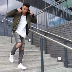 Casual and cool.  Jacket: @zara Custom jeans Shoes: leather @Converse  #fashion #fashionista #fashionblog #fashionblogger #fashiondiaries #street #streetwear #style t#stylish #cool #menswear #fit #fitfam #clothes #outfit #outfitoftheday #mensfashion #him #aesthetics #sweet #fashionable #shopping #mensstyle #kpop #selfie #uk #london